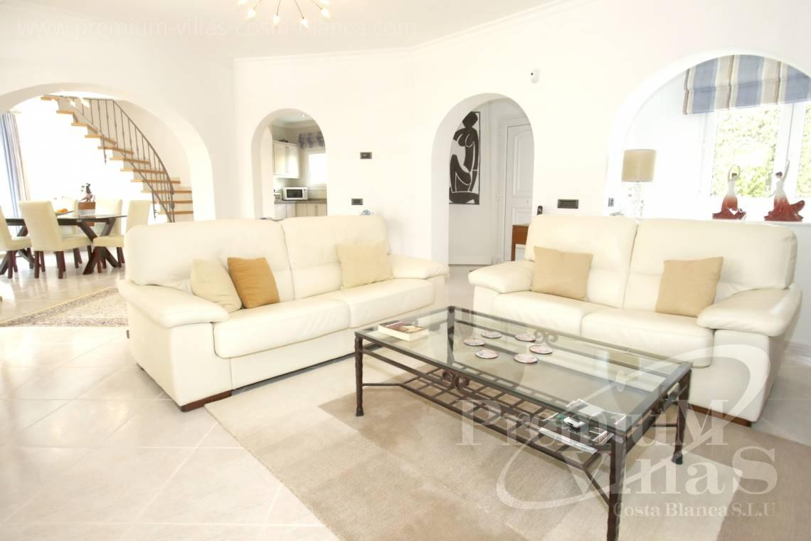 - C2155 - Beautiful villa in Benissa Costa with wonderful terraces, nice views and only 1 km from the beach 13