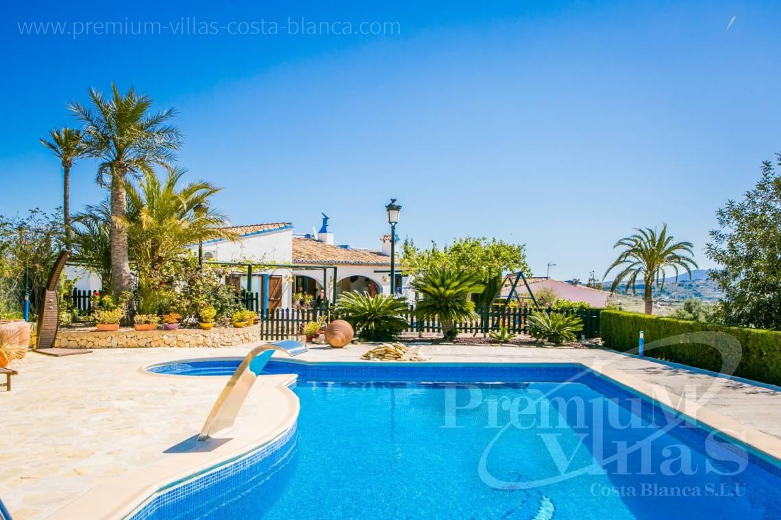 - C2170 - Beautiful finca in Benissa with breathtaking sea views 22