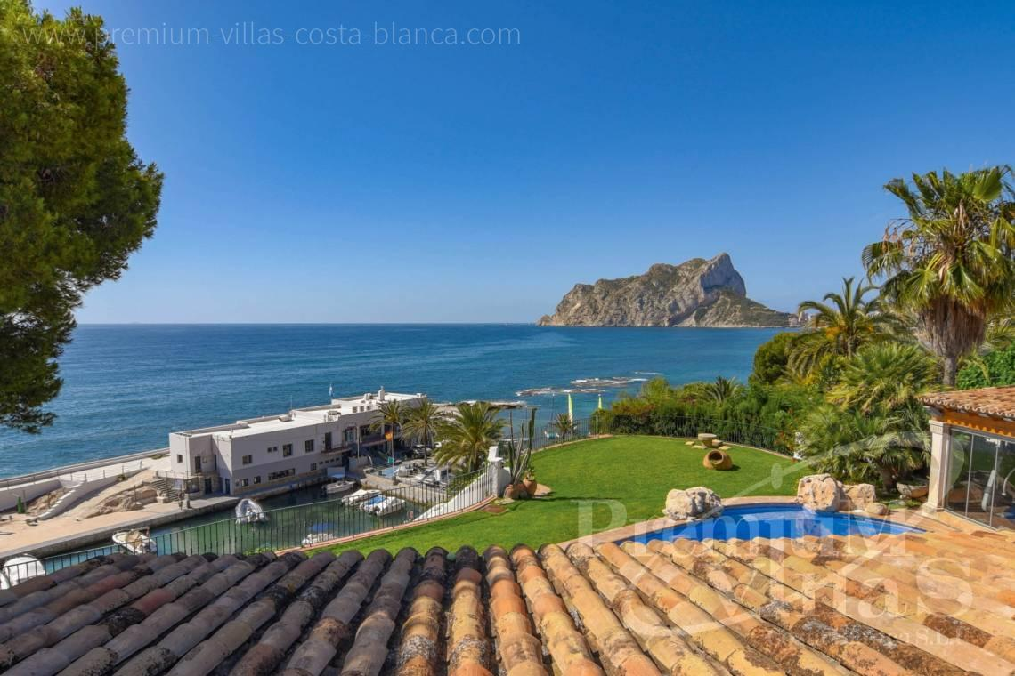 Villa for sale with direct access to the marina in Benissa Costa - CC2404 - Frontline villa in Benissa Costa 2