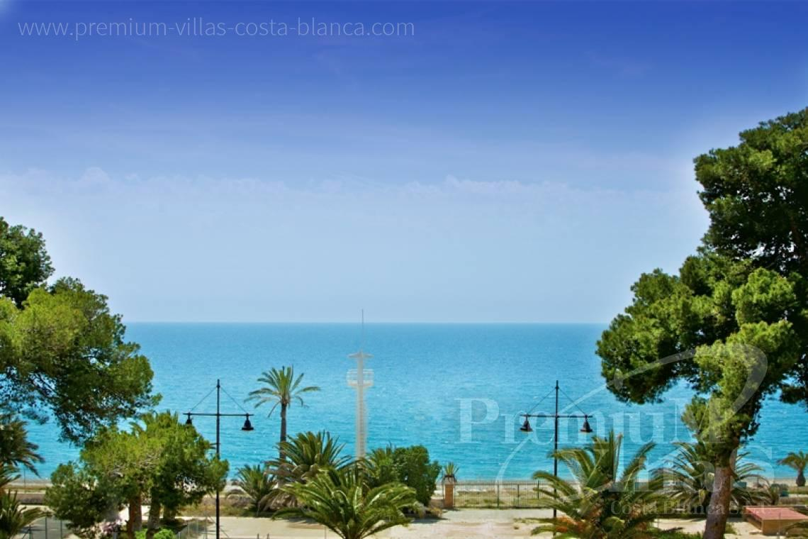 buy property Costa Blanca Spain - A0459 - Brand new 2 bedroom apartments in beach front location in Villajoyosa 2
