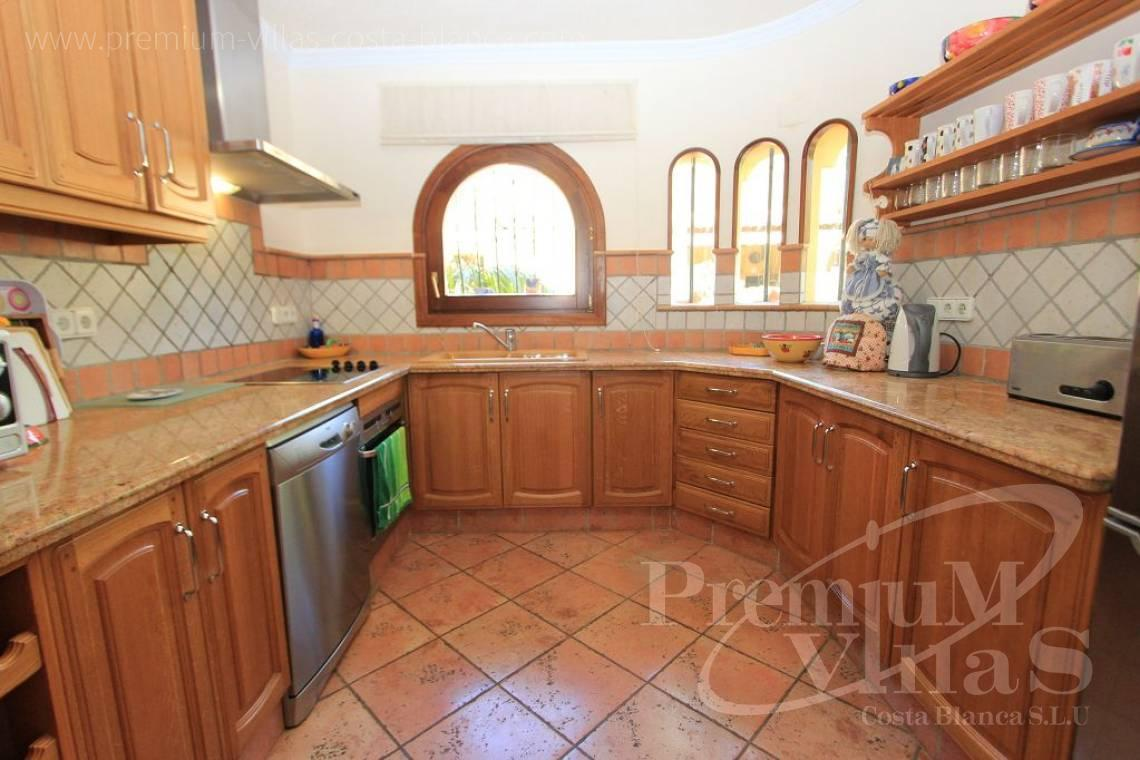 - C2151 - A real paradise on a double plot only 900m from the sea in Benissa 7