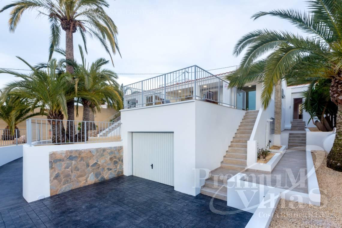 modern house Albir Costa Blanca - C2210 - Albir: Completely renovated villa with stunning mountain views. 1