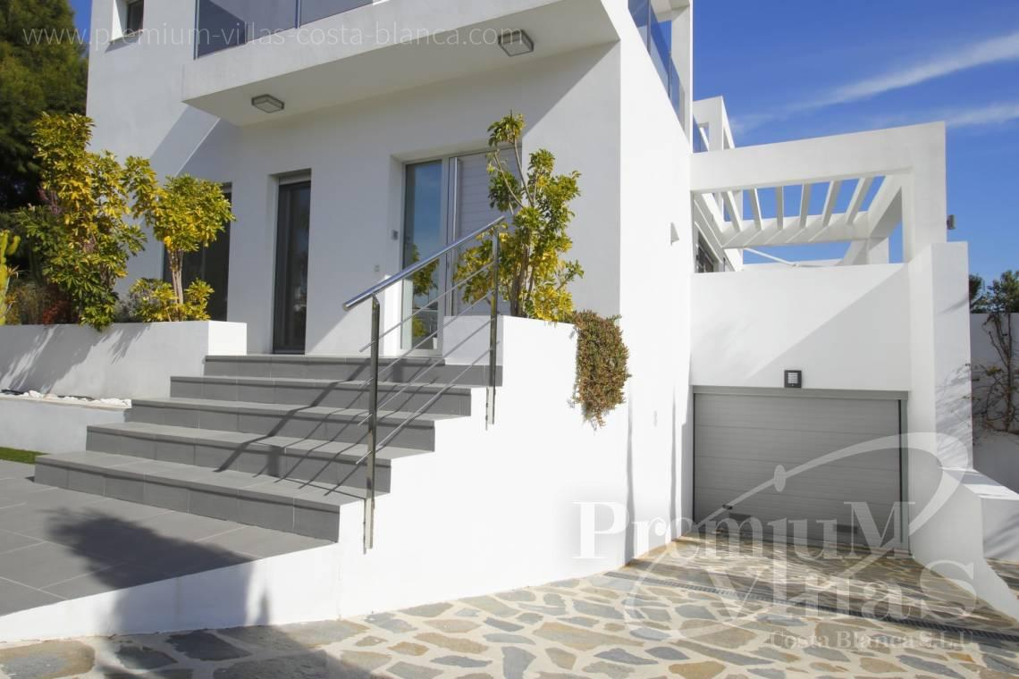 - C2130 - Modern villa for sale next to the town Calpe 3