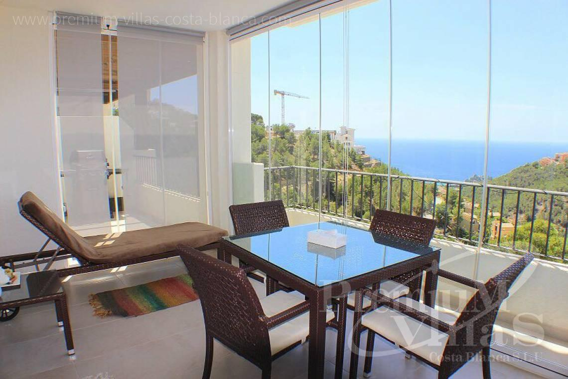 Buy apartment duplex penthouse Altea Hills Costa Blanca - A0577 - Modern apartment for sale in Altea Hills 1