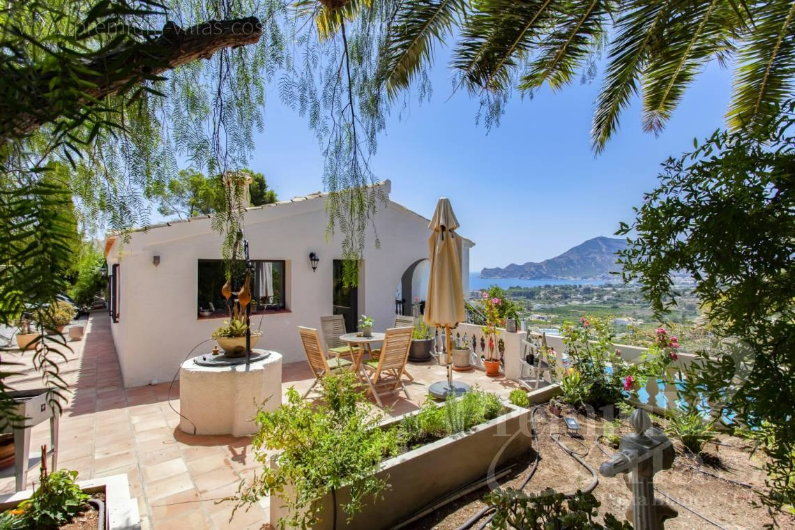 - C2108 - Amazing villa near Altea Old town with sea views  19