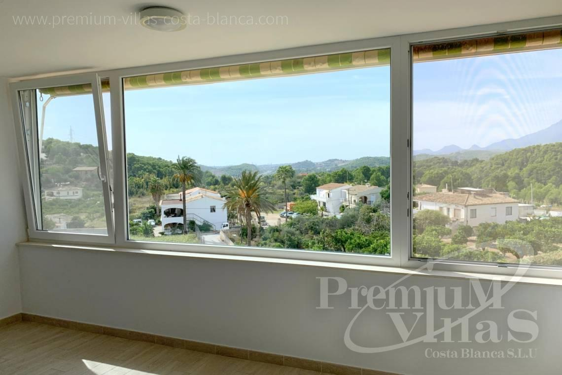 - A0687 - Apartment with panoramic views in Altea la Vella 7