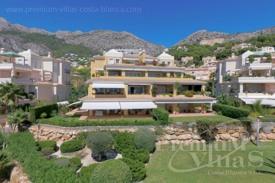 - A0546 - Luxury apartment in Residential Ducado Real with stunning sea views in Altea Hills 25