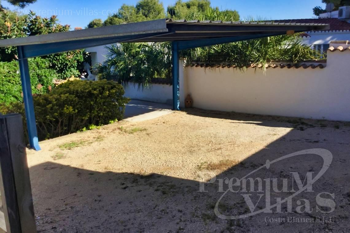 - CC2307 - Mediterranean house with sea views in Benissa Costa 25