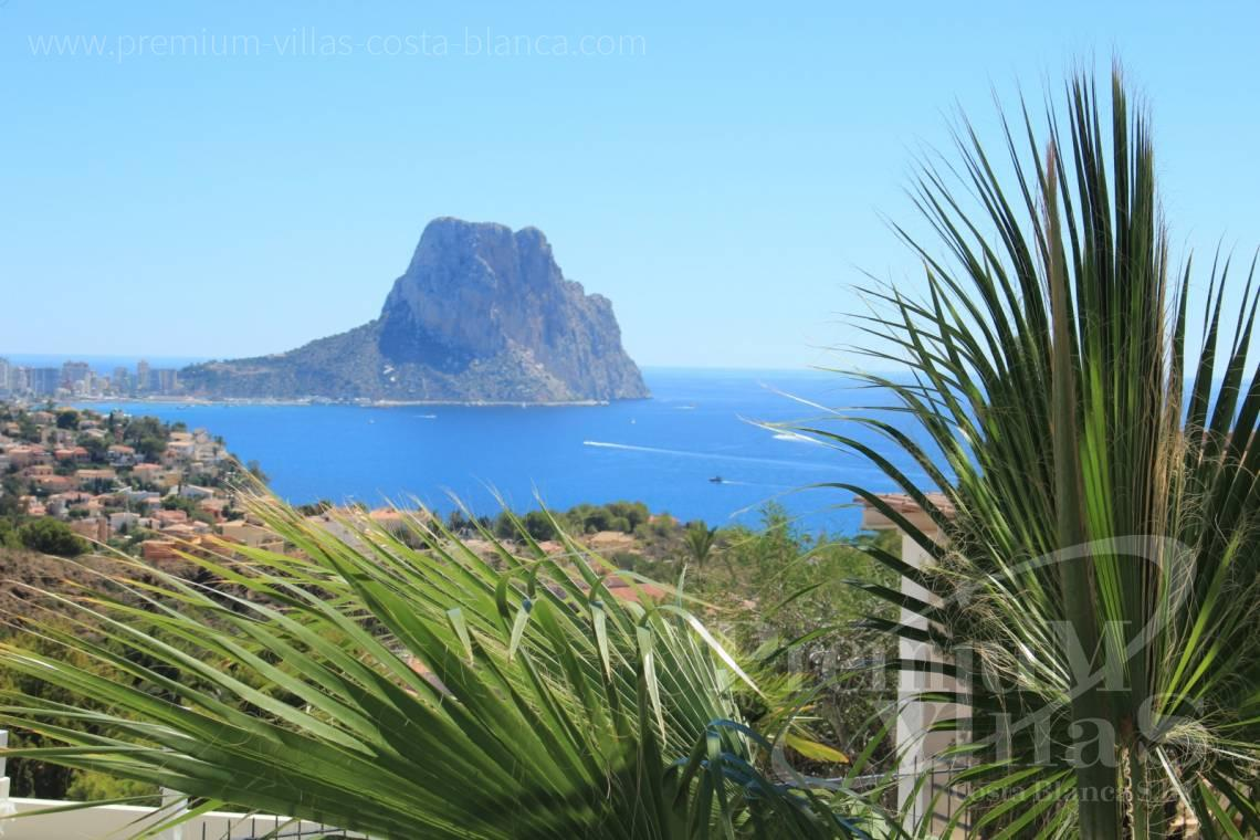 House villa for sale Calpe Costa Blanca - C1986 - Villa in Maryvilla with guest apartment 1