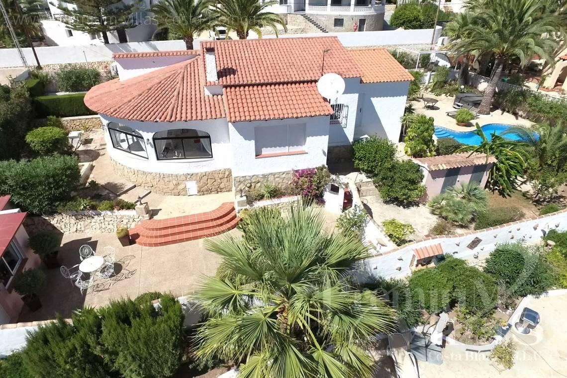 - C1983 - Charming villa with nice seaviews and guest apartment in Calpe  2