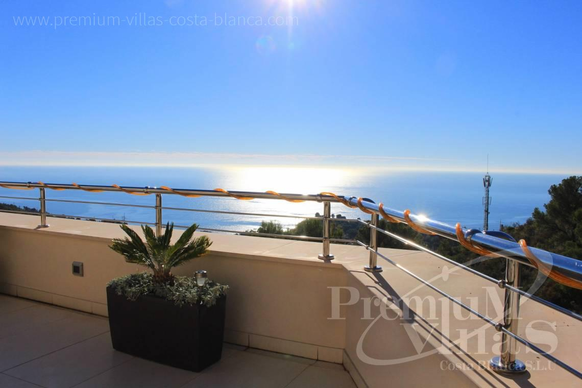 Buy apartment with large terrace in Mare Nostrum Altea - A0434 - Modern apartment in Altea, Costa Blanca 14