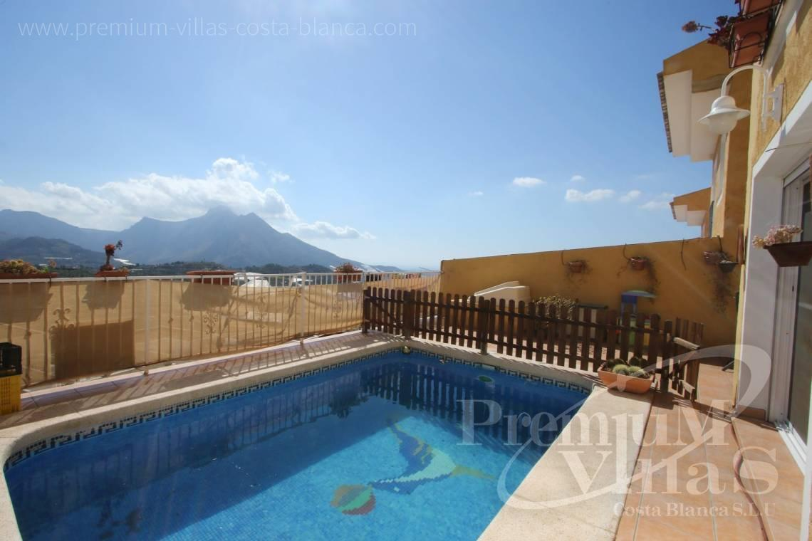 3 bedroom house in Callosa de Ensarria - C2062 - Lovely house with wonderful views and pool in Callosa 18