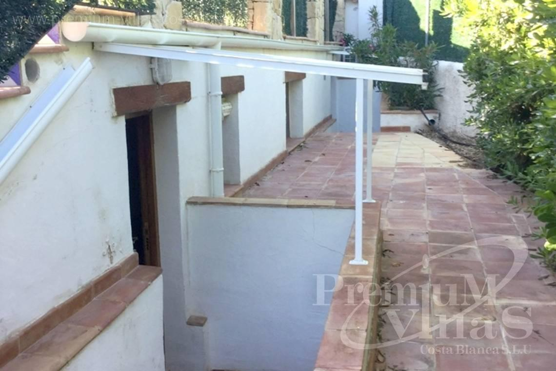 - CC2307 - Mediterranean house with sea views in Benissa Costa 22