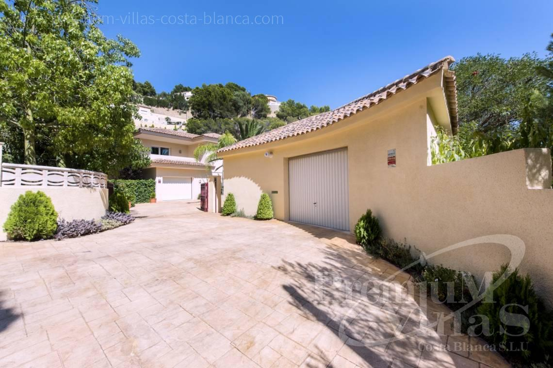 - C1265 - Villa with sea views for sale in Altea 7