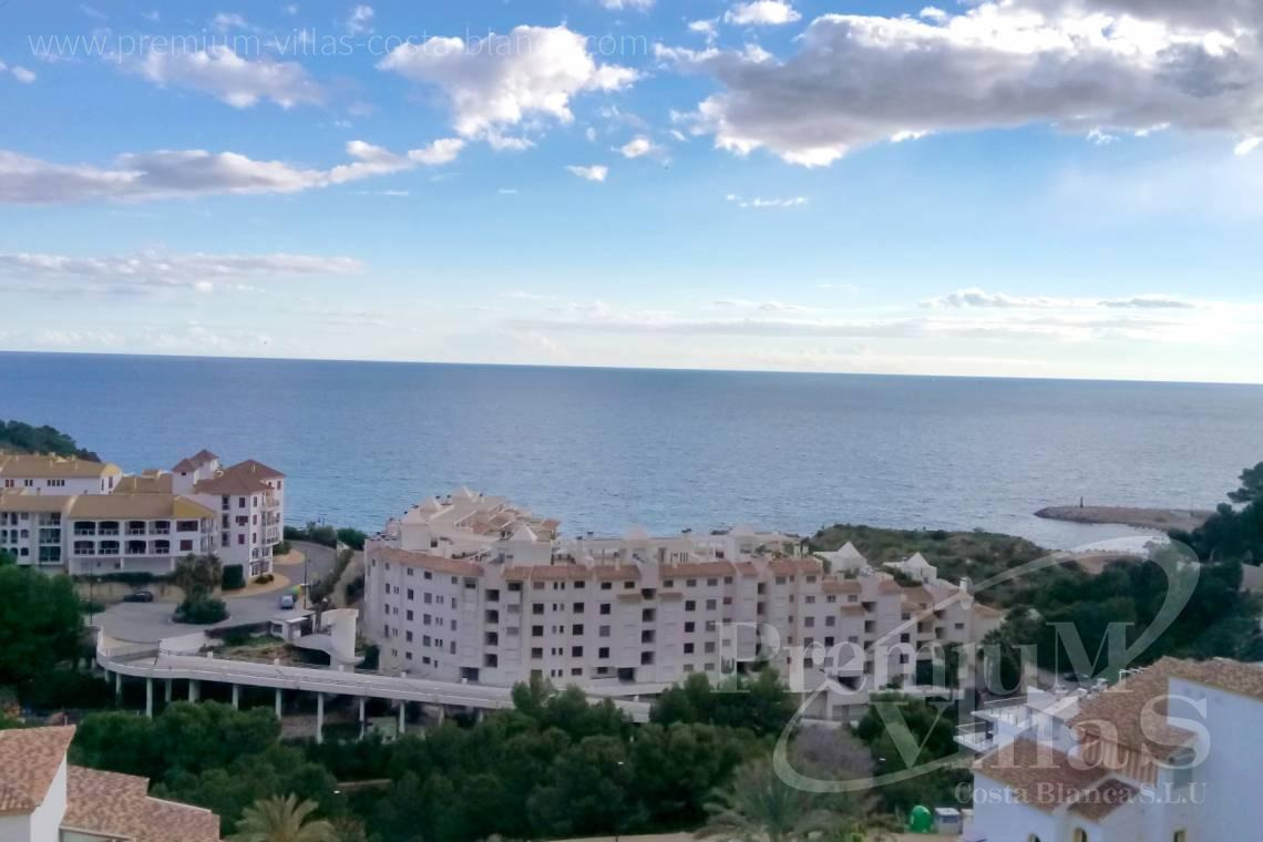 Buy penthouse with sea views in Altea Costa Blanca - A0618 - Penthouse in the urbanization Altea Dorada in Mascarat 20