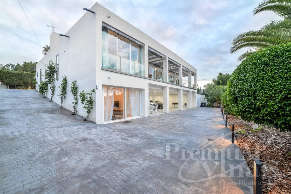 House in Villajoyosa near the sea with guest apartment - C2244 - Luxury mansion in the urbanization Montíboli in Villajoyosa 27