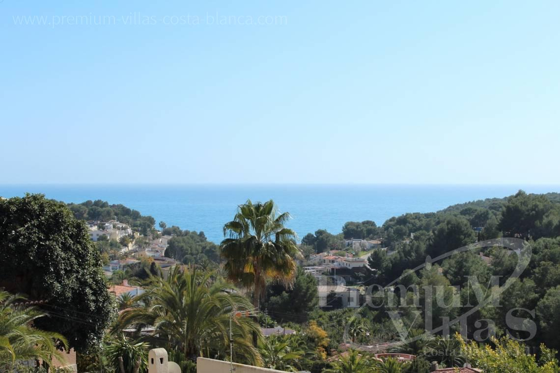 Buy villas houses sea view in Benissa Costablanca - C1495 - Luxury villa close the sea with a guest accomodation in Benissa 2
