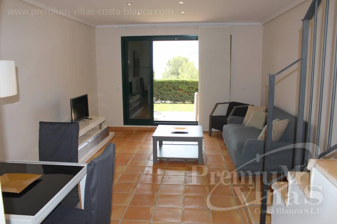 Buy 3 bedroom bungalow in Finestrat Spain - C2267 - Terraced houses near the golf course in Finestrat 11
