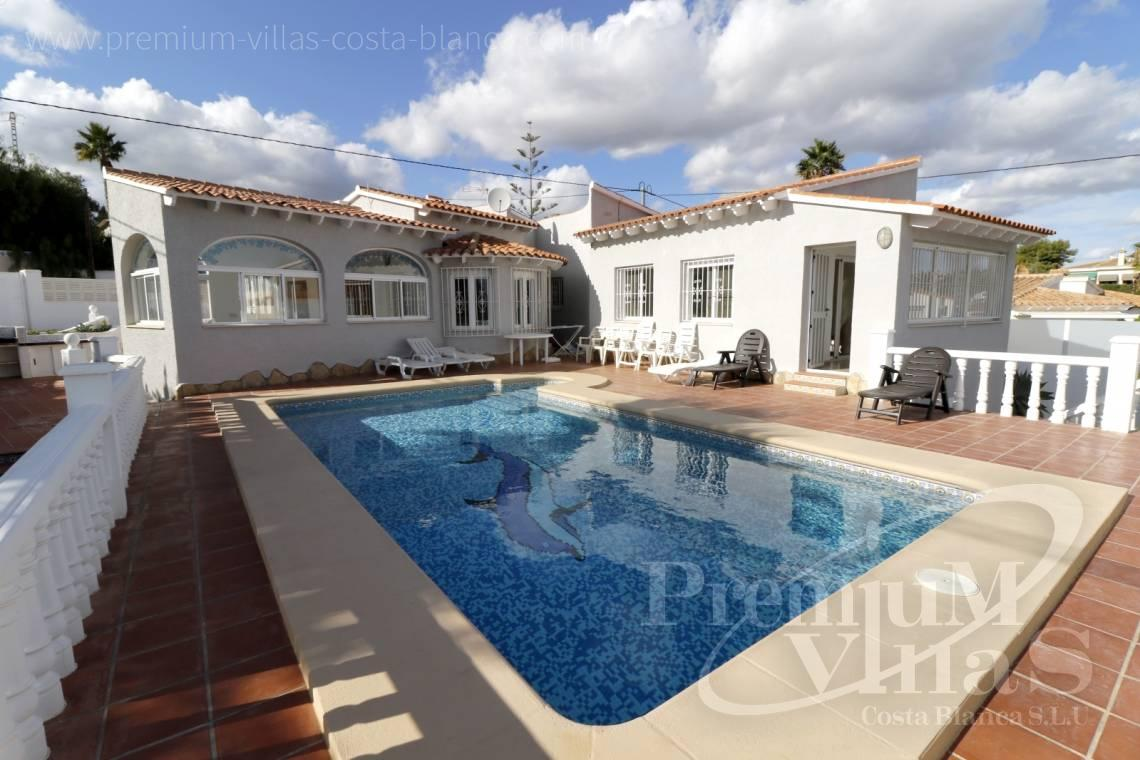 House in Calpe with guest apartment - C2231 -  House in Calpe with guest apartment 1