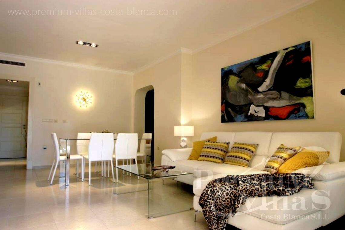- AC0587 - Altea: ground floor with private garden in Villa Gadea 1