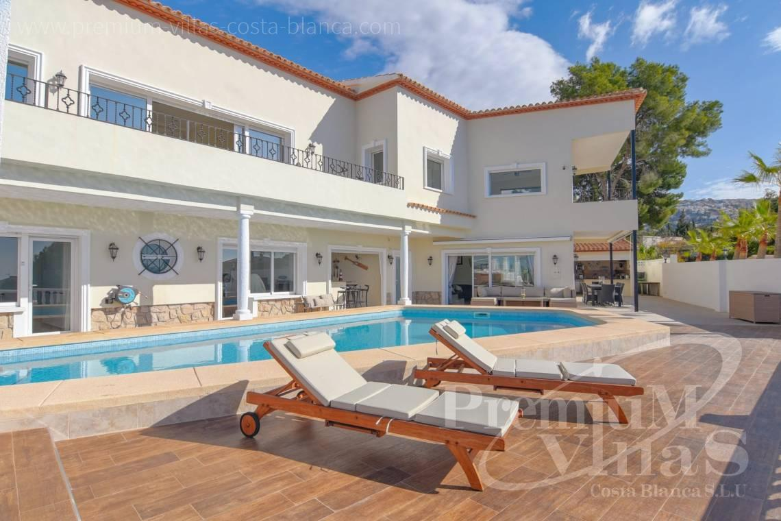 Buy luxury villa in Altea Costablanca - C2305 - Luxury villa with sea views in the Sierra de Altea 4