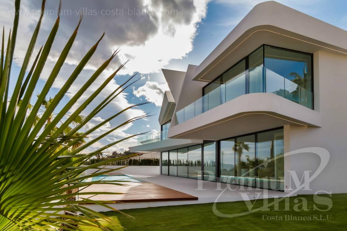 - C2127 - Luxury villa in Moraira 2.5 km from the beach with sea views 7