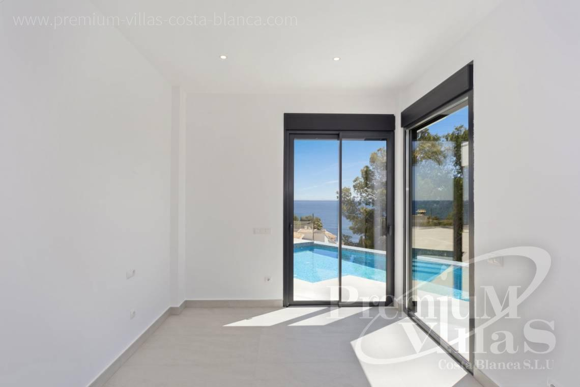 - C2374 - Luxury villa with sea views in Les Bassetes, Calpe 17