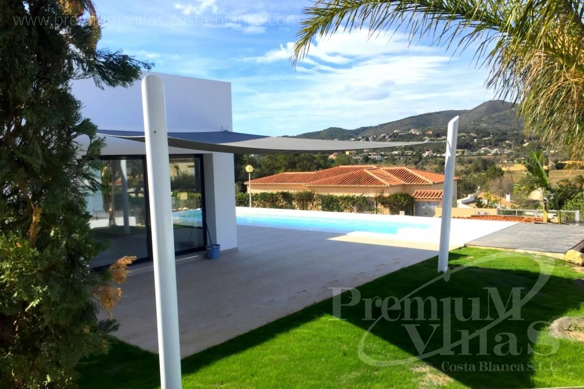 Buy villa house in Jávea Costa Blanca - C2164 - Newly built villa near the Javea Golf Course with spectacular mountain views. 7