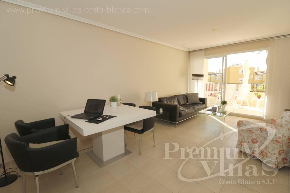 - A0611 - Apartment in Mascarat urb. Jazmines 5