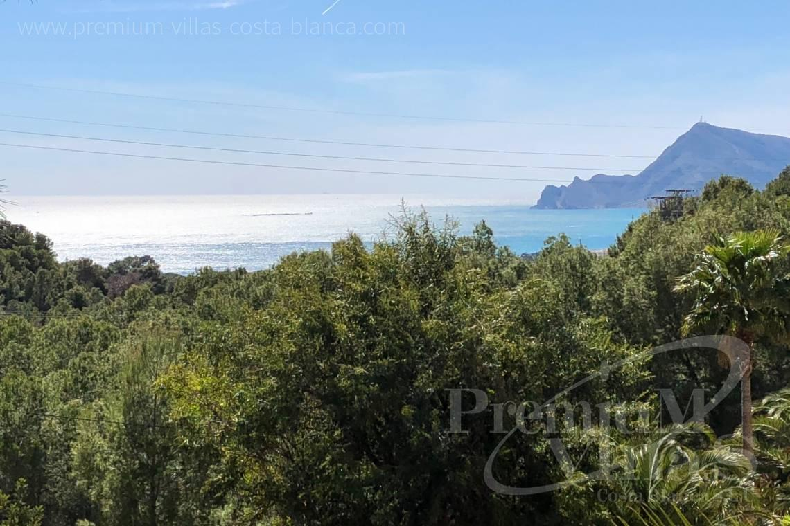 Villas for sale with sea views in Altea - C2017 - Nice sea view villa with spacious guestapartment 3