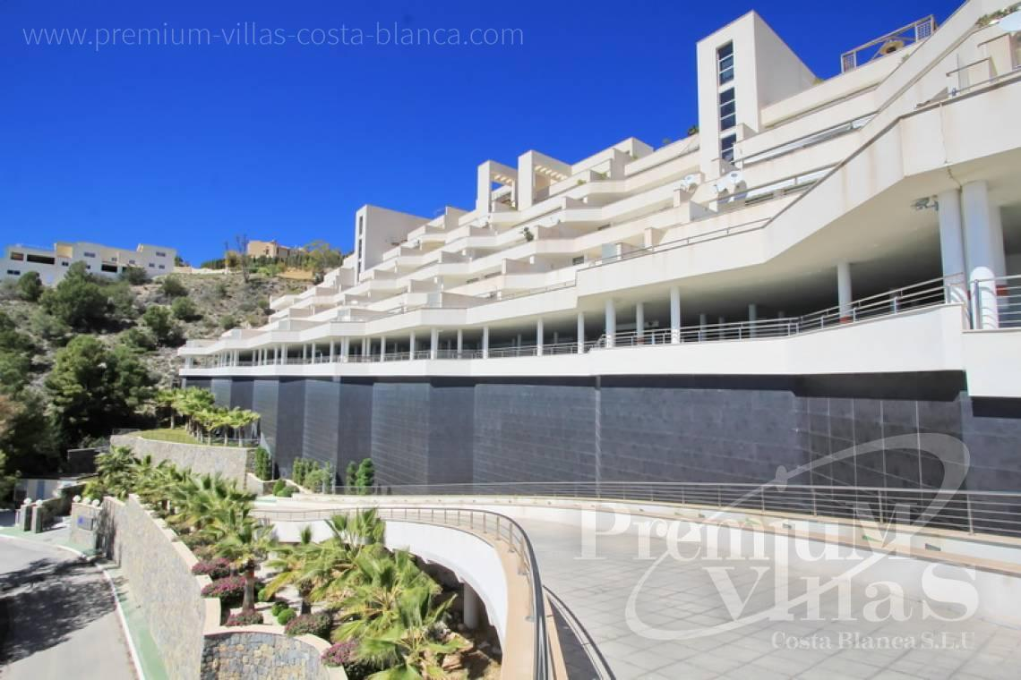 buy apartment penthouse Altea Calpe Costa Blanca - A0434 - Modern apartment in Altea, Costa Blanca 4