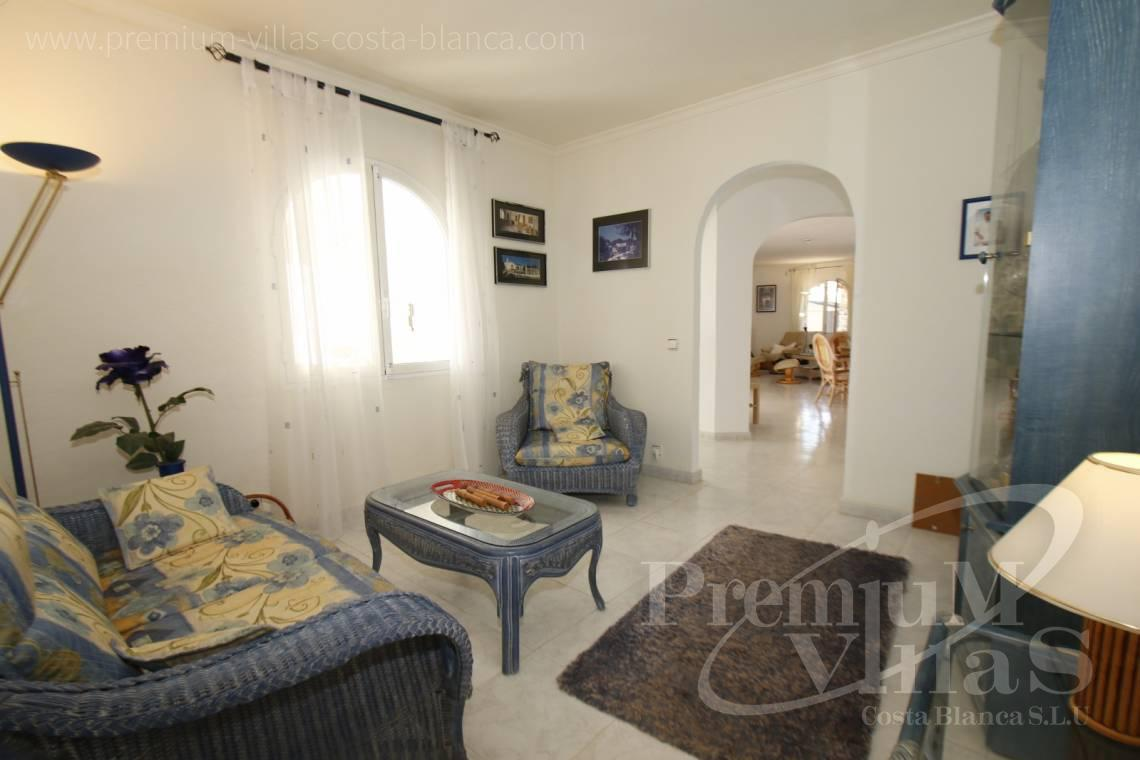- C2202 - Beautiful house on flat plot in Calpe 14