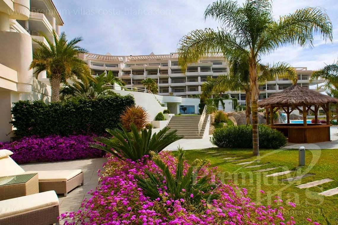 Penthouse apartment sea views 4 bedrooms Altea Costablanca - AC0230 - Luxury resort in Altea at the Costa Blanca infront the beach 25