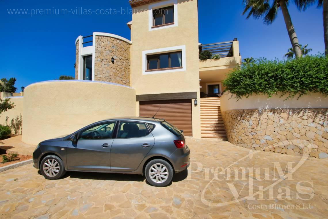 - C2274 - 4 bedroom villa with sea views in Altea La Vella 27
