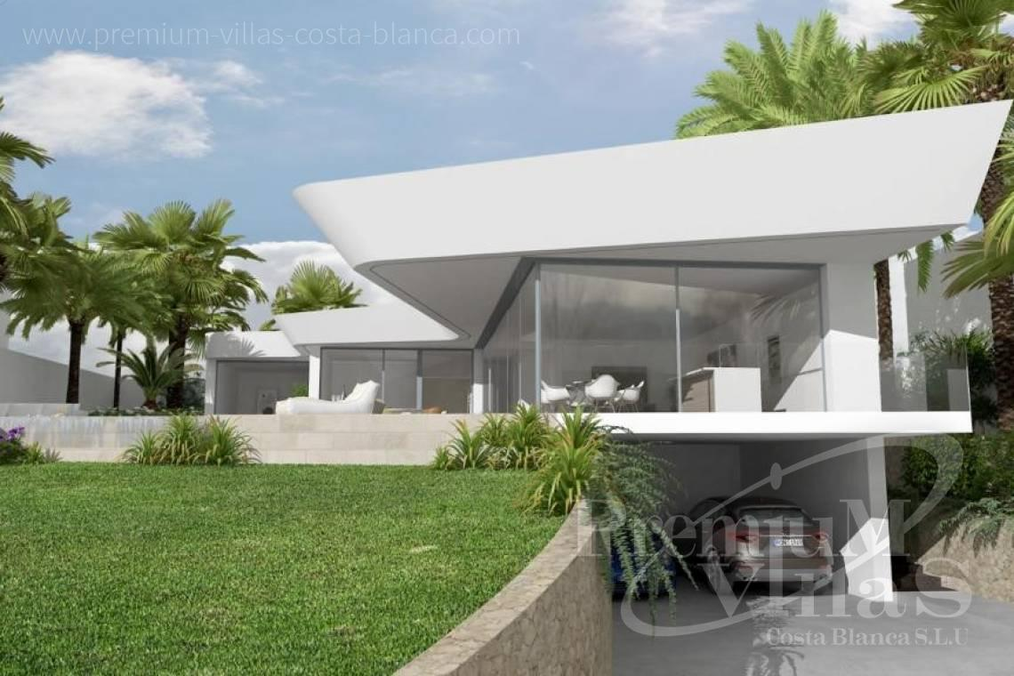- C1802 - New construction! Modern house in Benissa for sale 8