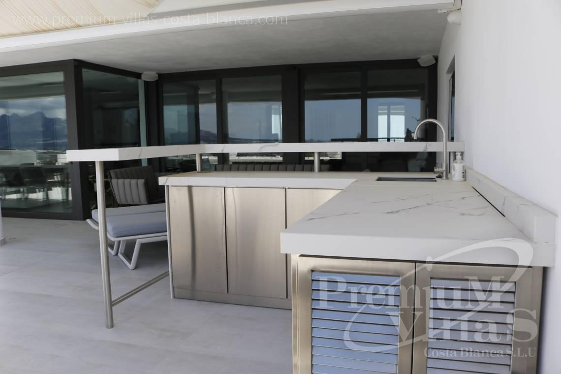 - A0635 - Super luxury apartment with sea views in Altea Hills 6