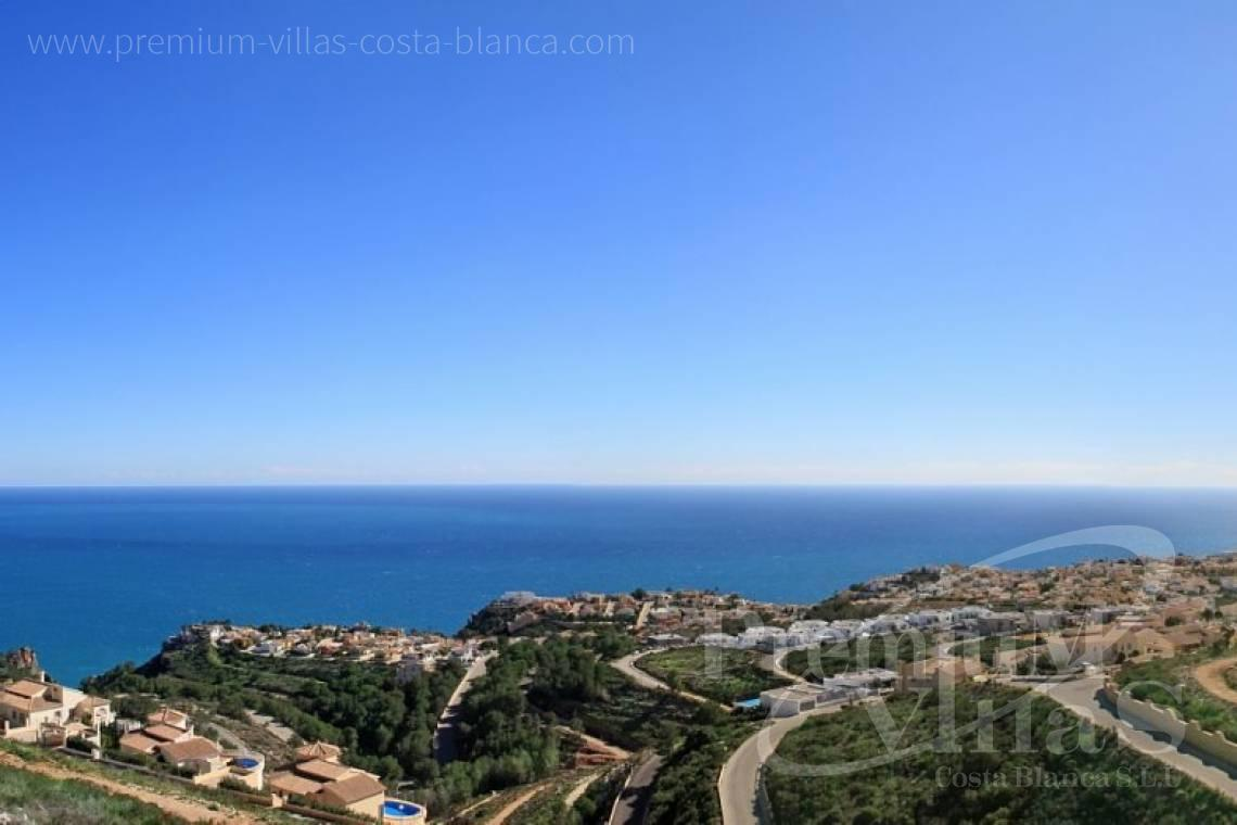 buy apartment  Benitachell Costa Blanca Spain - A0536 - Under construction: Modern and luxury appartments with large terraces 24