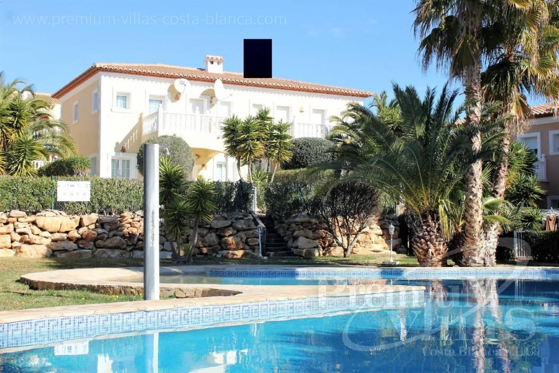 Buy bungalow in Calpe Costa Blanca - C2144 - Lovely bungalow in Calpe just 2 km from the beach 2