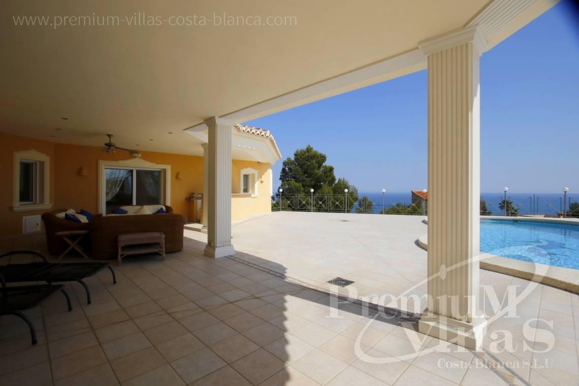 - C2163 - Beautiful villa with guest studio and stunning views over the bay of Altea 7