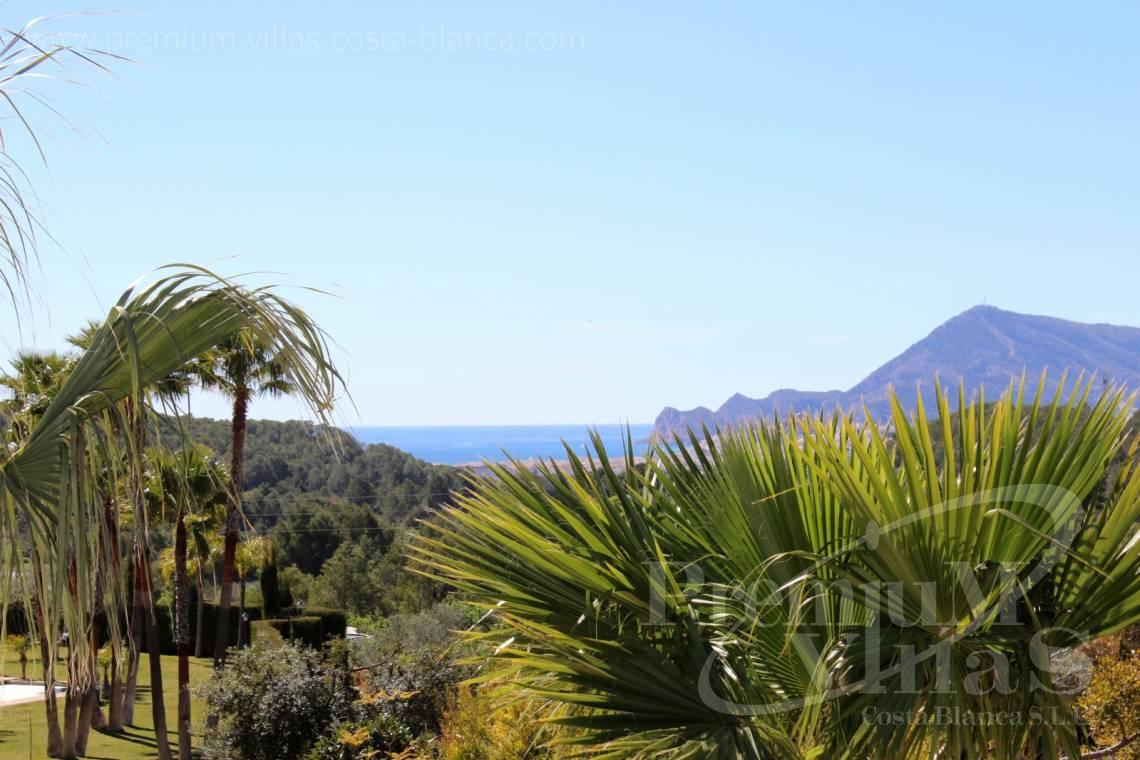 Villas for sale with sea views in Altea - C2141 - House in Altea with indoor pool, sauna, lift and guest apartment 2