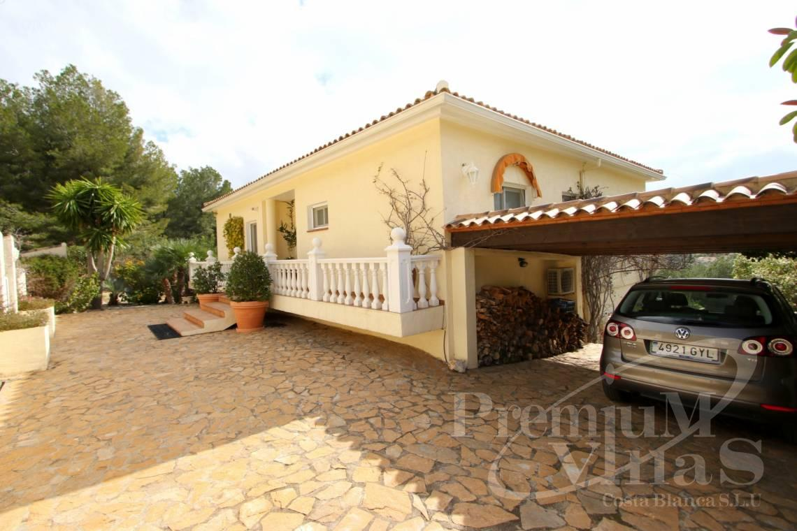 - C2017 - Nice sea view villa with spacious guestapartment 5
