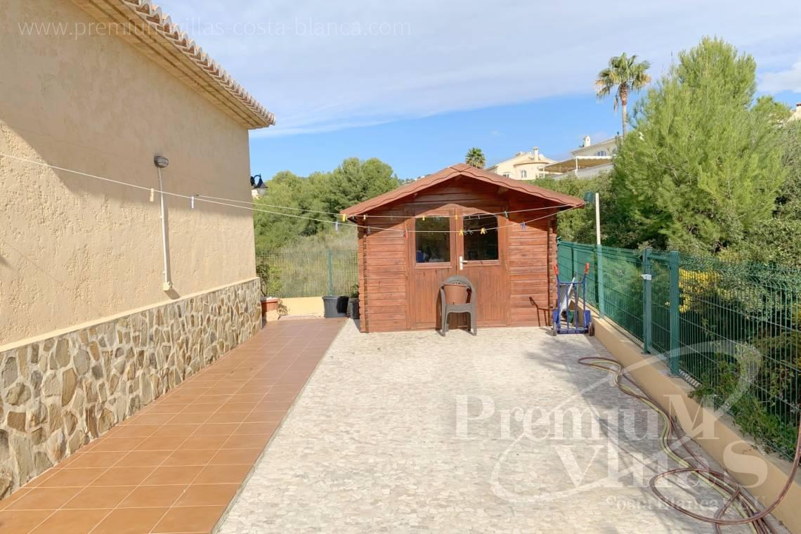 - C2473 - Villa in Calpe only 1km to the beach and restaurants 20