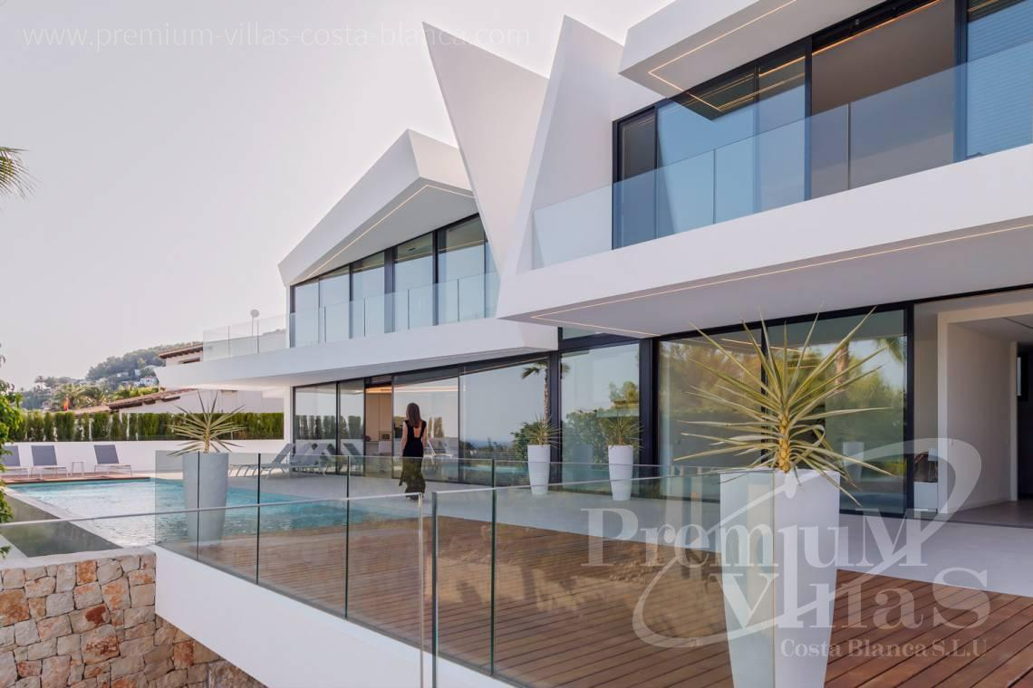 - C2127 - Luxury villa in Moraira 2.5 km from the beach with sea views 23