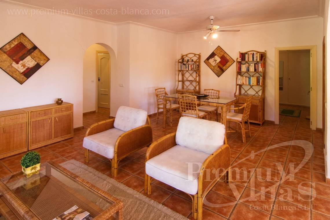 - C2129 - Privately located villa with sea view and beautiful garden in Altea 12