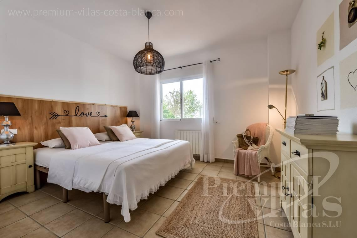 - C2439 - Sea view villa with spacious guest apartment in Altea 25