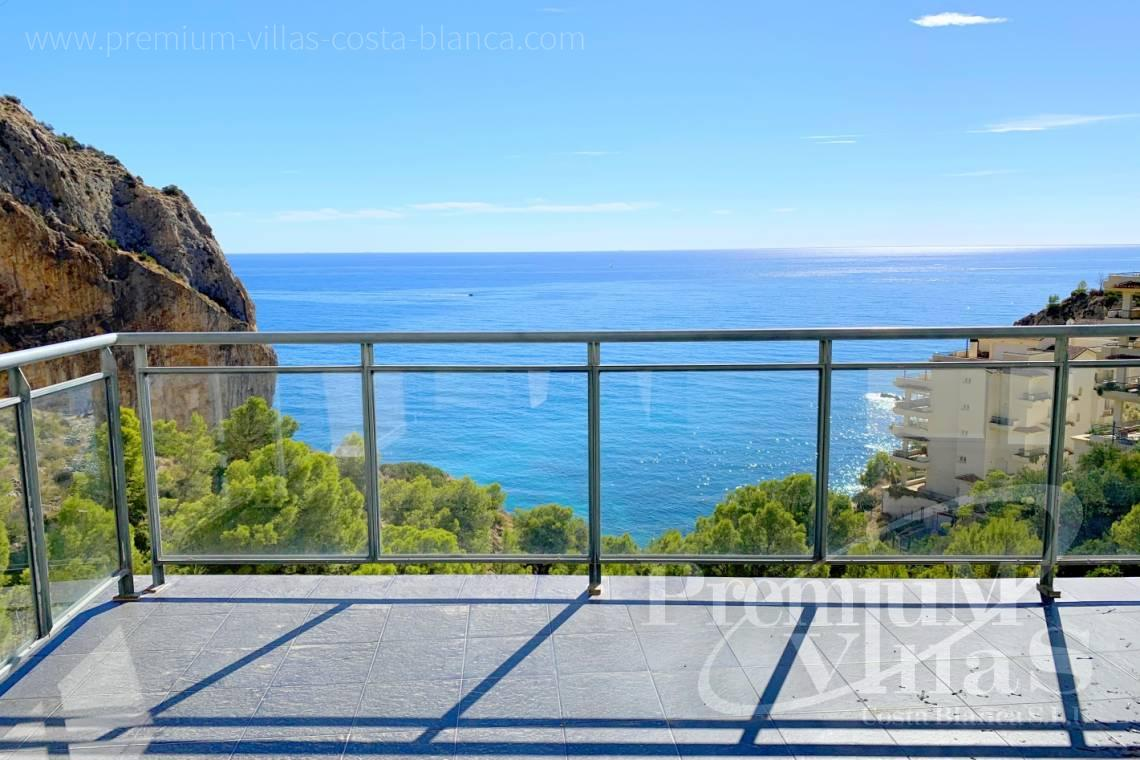 - CC2391 - Frontline townhouse in Mascarat, Altea 1