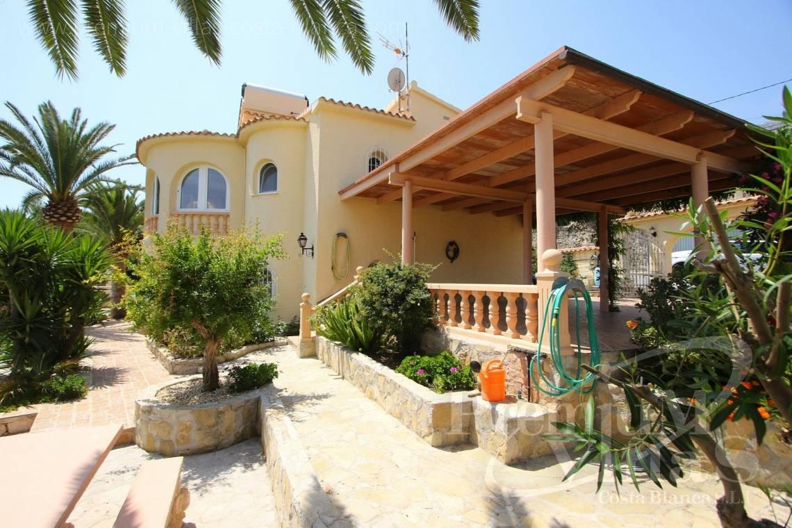 Buy villa with guest apartment in Calpe Costablanca - C2069 - Lovely villa near the sea in Calpe 17