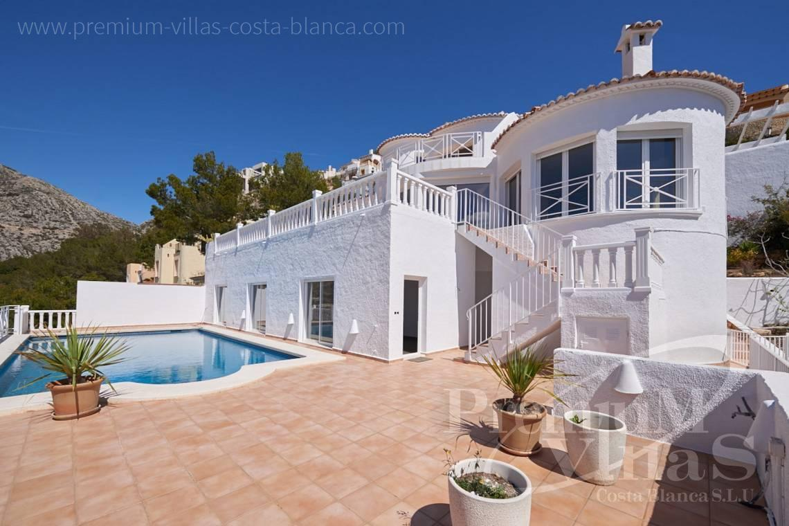 - C1825 - Altea Hills! Modern renovated villa with breathtaking sea views 2