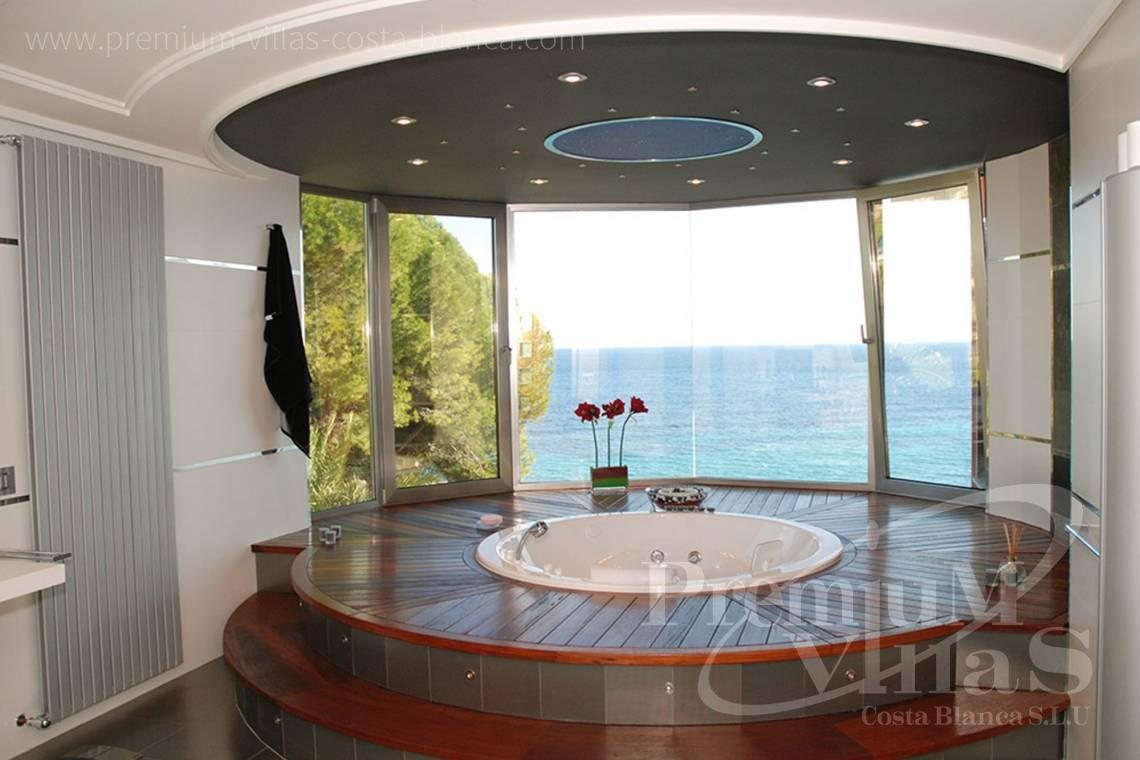 Buy luxury villa in Calpe Costa Blanca - CC2340 - Luxury frontline villa in Calpe 16