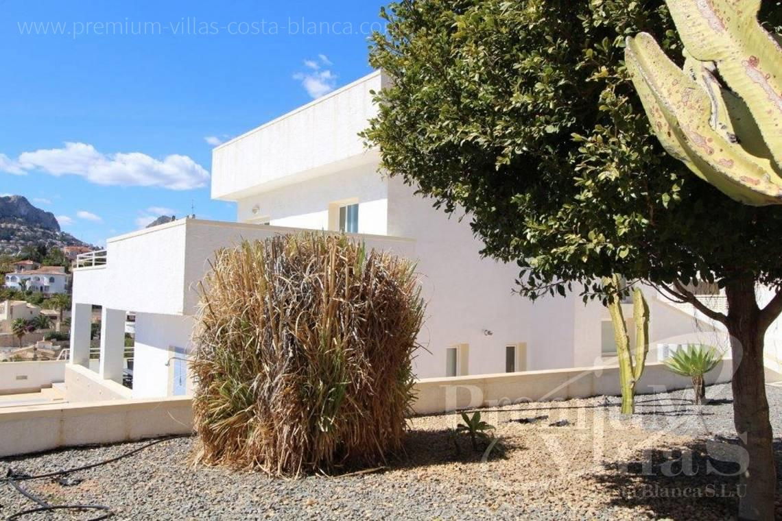 - C1893 - Modern villa in Calpe,  well located near the old town and the sea. 5